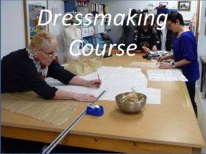 Dressmaking Course 6