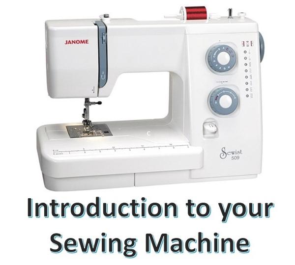 Intro to Sew Machine